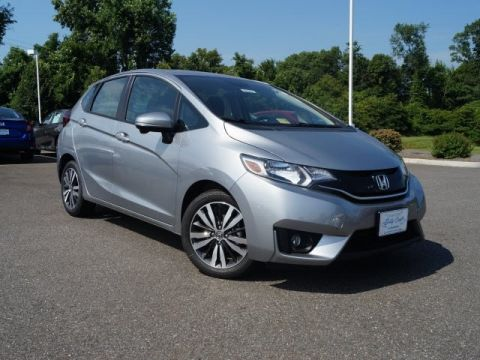 New 2017 Honda Fit EX FWD Hatchback