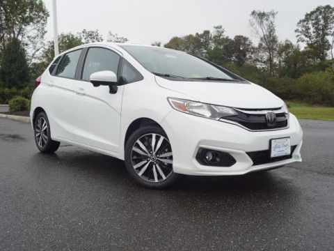 New 2018 Honda Fit EX FWD Hatchback