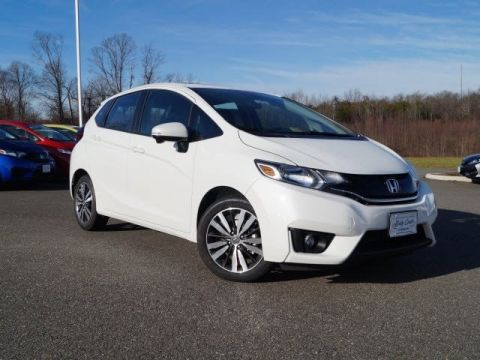 New 2017 Honda Fit EX-L FWD Hatchback