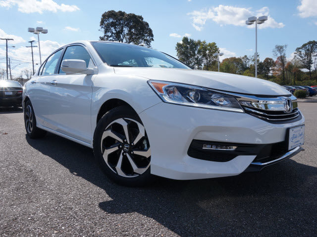 New 2016 honda accord ex w honda sensing body side for Billy craft honda lynchburg