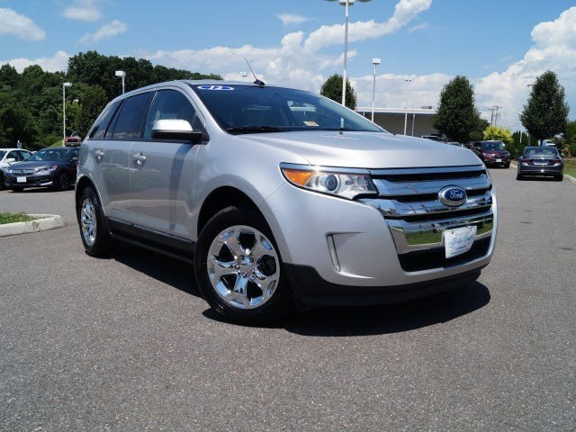 pre owned 2012 ford edge sel suv in lynchburg 5825a