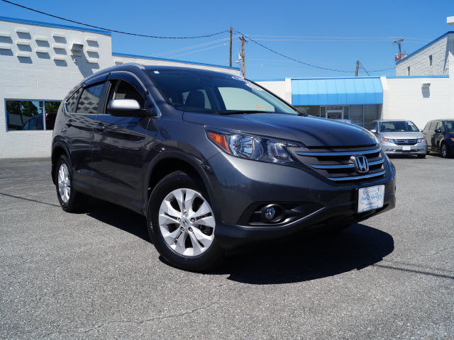 Pre owned 2013 honda cr v ex l suv in lynchburg 5809a for Billy craft honda lynchburg