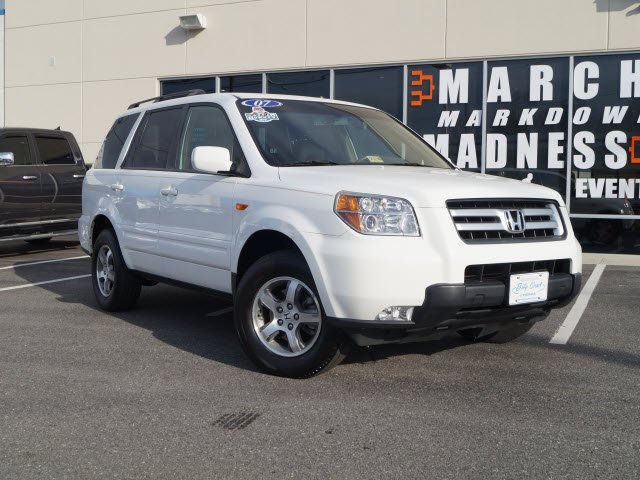 Pre owned 2007 honda pilot ex l suv in lynchburg 10108a for Billy craft honda lynchburg
