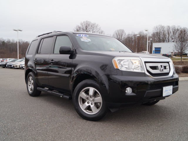 Pre owned 2011 honda pilot ex l suv in lynchburg 6217a for Billy craft honda lynchburg