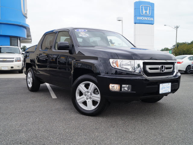 Pre owned 2009 honda ridgeline rtl truck in lynchburg for Billy craft honda lynchburg