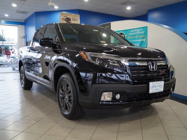 New 2017 honda ridgeline sport truck in lynchburg 6237 for Billy craft honda lynchburg