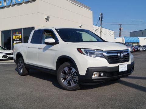 New 2017 honda ridgeline rtl truck in lynchburg 6187 for Billy craft honda lynchburg